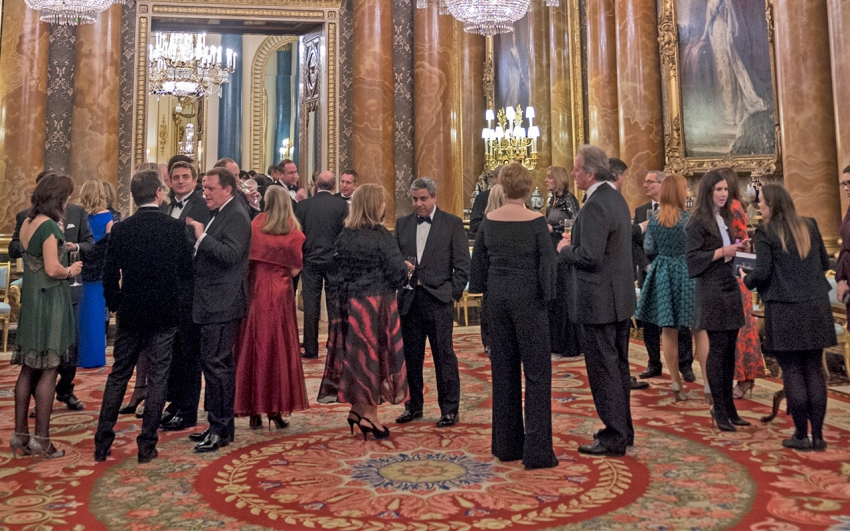 Royal Philharmonic Orchestra at Buckingham Palace